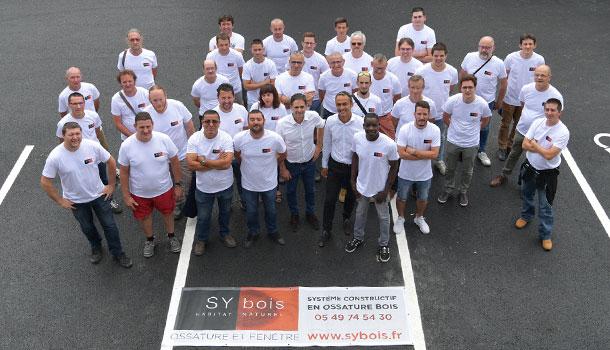 SyBois, entreprise Nantaise